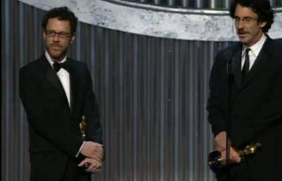 Oscars 2008: Mejor guión adaptado para los Coen