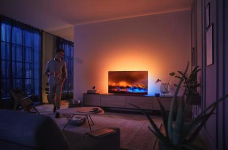 Un chollo para amantes de cine y series: ahorra 500 euros en esta smart TV 4K OLED de Philips rebajadísima a 1099 euros en Amazon