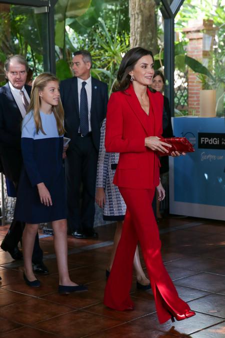 Reina Letizia Fundacion Princesa De Girona 2