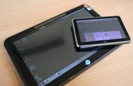 eviGroup Pad, adelanto de los Tablets que llegarán con Windows 7