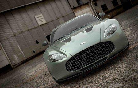 Aston Martin V12 Zagato frente