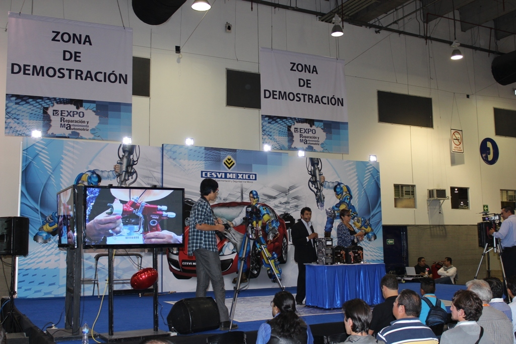Foto de 12ª Expo Reparación y Mantenimiento Automotriz (10/38)