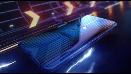 Lenovo Legion Gaming Phone Puerto Usb C Lateral