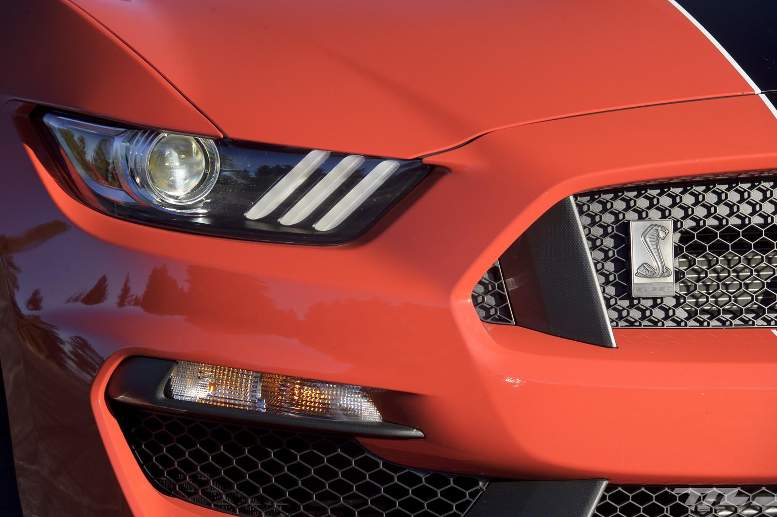 Foto de Ford Mustang Shelby GT350, prueba (21/40)