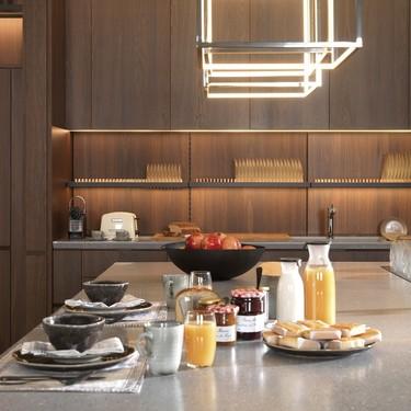 La cocina del futuro ya está aquí: Porcelanosa presenta Smart Kitchen