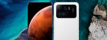 Ya puedes descargar los wallpapers oficiales de los nuevos Xiaomi Mi 11 Ultra y Mi Mix Fold