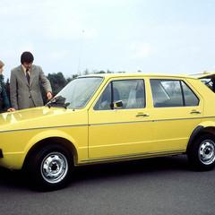 Foto 7 de 15 de la galería volkswagen-golf-mk1-1974 en Motorpasión