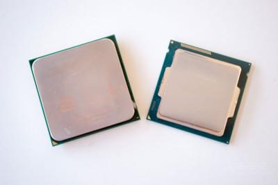 Intel Core i7-4770K y AMD A10-6800K, análisis