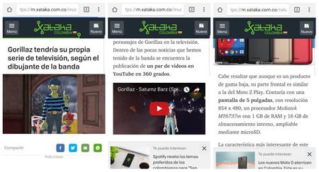 Google le pone fin al molesto problema de los saltos de página de Chrome