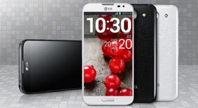 LG oficializa al Optimus G Pro con pantalla de 5.5 pulgadas y cristal curvado