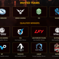 Ya conocemos a los 12 equipos que lucharán por los 500.000 dólares en el torneo Dota 2 Asia Championships