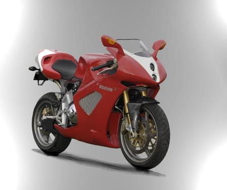 V-Roehr 1130: una Ducati con corazón de Harley