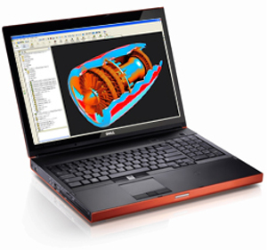 Dell Precision M6400 Covet: rendimiento y movilidad