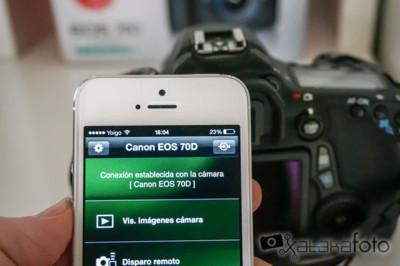 Canon EOS 70D, prueba a fondo