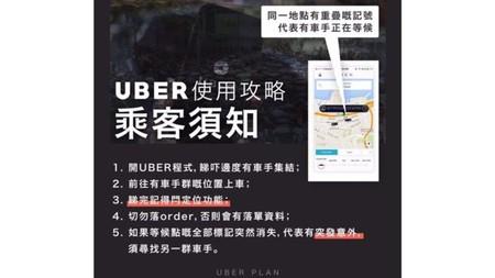 Uber Hong Kong
