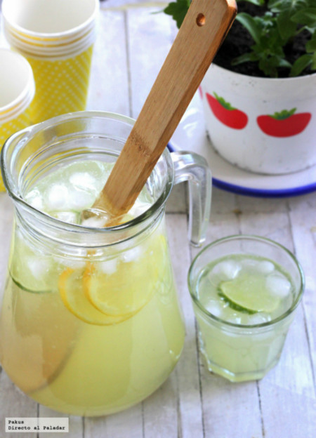 Limonada Receta Infalible