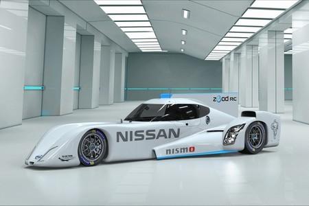 Presentado en Japón el Nissan ZEOD RC
