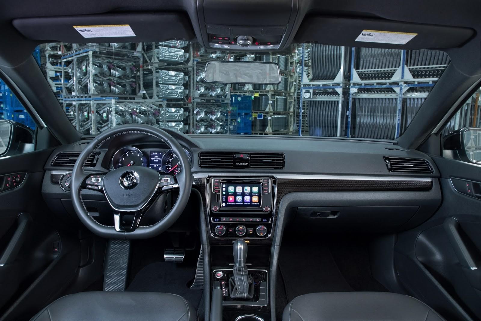 Foto de Volkswagen Passat GT 2018 (9/21)