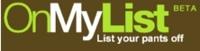 OnMyList, red social para la creación de listas