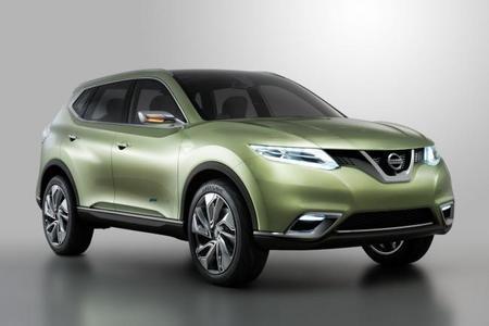 Nissan Hi-Cross Concept, otro prototipo de SUV