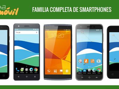 Orange Rise 31, Rise 51 y Dive 71, pequeñas actualizaciones del catálogo de smartphones Orange