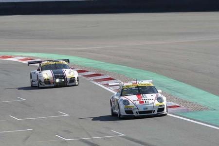 Stadler Motorsport se lleva el triunfo en las 24h de Dubai 2014