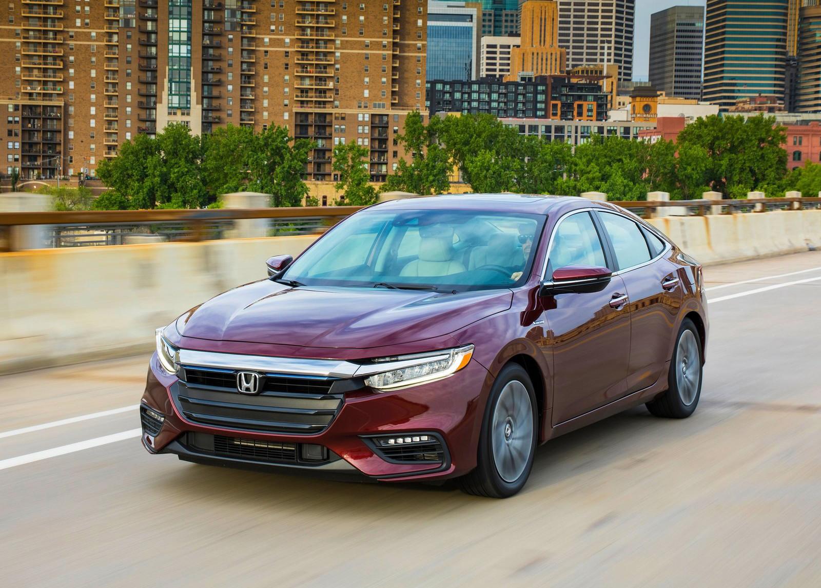 Foto de Honda Insight (5/29)