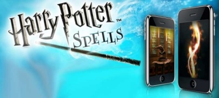 Harry Potter Spells juego para los fans de la saga disponible para iPhone y iPod Touch