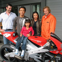 Foto 11 de 24 de la galería proton-kr-ktm-2005 en Motorpasion Moto