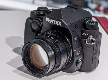 Pentax KP IR, una versión infrarroja de la pequeña réflex de Ricoh sólo para instituciones especializadas