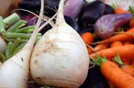 Verduras en la alimentación infantil: a partir de los 12 meses (I)