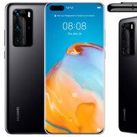 Los Huawei P40 y P40 Pro se filtran casi por completo a pocos días de su presentación: 5G y cámaras de 50 megapíxeles