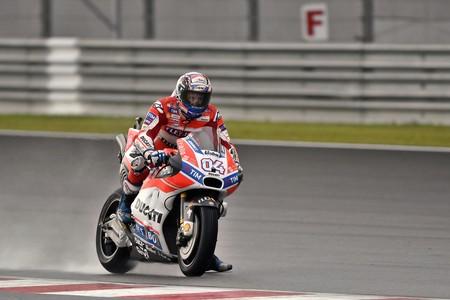 Andrea Dovizioso Motogp Malasia 2017