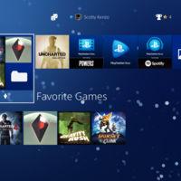Así es la actualización más importante del PlayStation 4