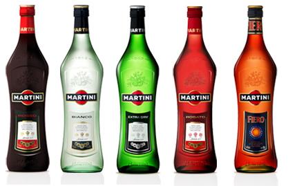 Nueva imagen de Martini, nuevo anuncio con George Clooney