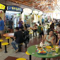Los puestos de comida de Singapur, Patrimonio inmaterial de la Humanidad