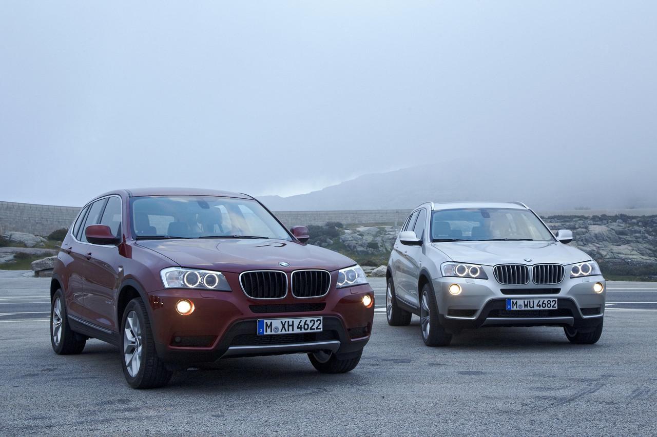 Foto de BMW X3 2011 (6/128)