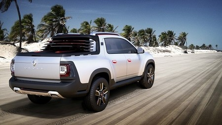 Renault Duster Oroch, el esbozo de un pick-up para conquistar Latinoamérica