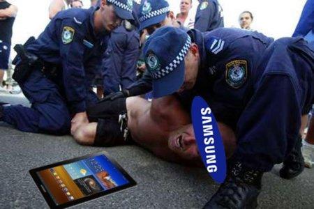 La policía le pide a Samsung que retire el Samsung Galaxy Tab de 7.7 pulgadas del IFA 2011 de Berlín