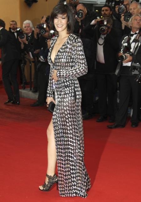 Melanie clausura Cannes 2012