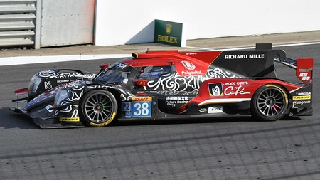 jacki chan dc racing