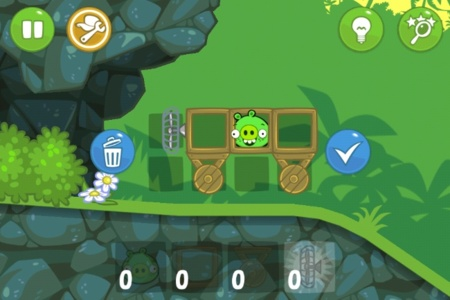 bad piggies rovio montaje