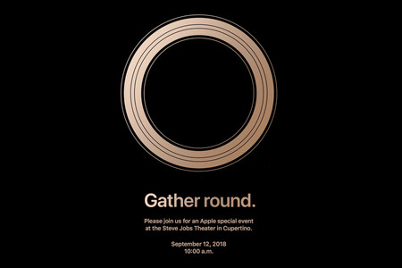 'Gather Round': la keynote del próximo iPhone se celebrará el próximo 12 de septiembre en el Apple Park