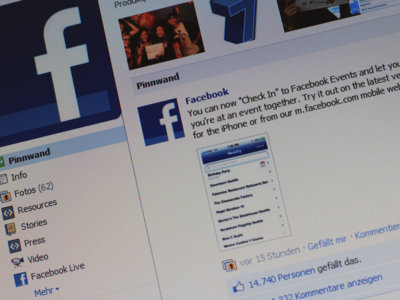 Facebook sabe lo que visitas y lo usará para mostrarte publicidad... aunque no tengas cuenta