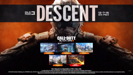 Combates contra dragones en Descent, el tercer DLC de Call of Duty: Black Ops III