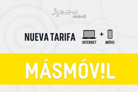 MásMóvil rebaja el precio de acceso a los combinados de fibra y móvil, ahora desde 35 euros