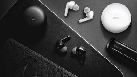 Los LG TONE Free HBS- FN6 llegan a España: precio y disponibilidad oficiales de los auriculares inalámbricos con estuche desinfectante