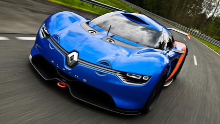 Renault Alpine A110-50 concept, se filtran las primeras imágenes