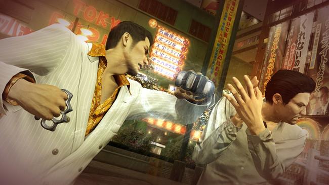 Yakuza 0 Combate