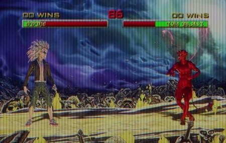 Iron Maiden hace un recorrido por la historia de los videojuegos en su nuevo video